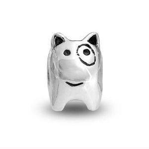 Pandora Retired Dog Charm